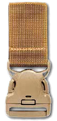 Safariland Vertical Strap Buckle for 6005 Holster - Sewn Loop