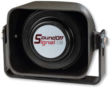 SoundOff Signal 420 Series Speaker - 100 watt