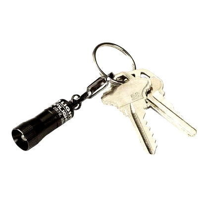 Streamlight Nano Light LED Key Chain Light - Black