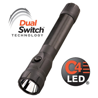 Streamlight PolyStinger DS LED - Dual Switch Flashlight