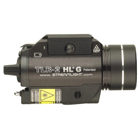 Streamlight Tlr 2 Hl G Weapon Light Green Laser 800