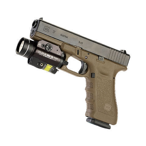 Streamlight TLR-2 HL G Weapon Light/Green Laser - 800 Lumens