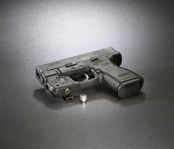 Streamlight TLR-6 Rail Mount Tac Light w/Red Laser Sight - Springfield Armory XD