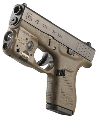 Streamlight Tlr 6 Subcompact Tactical Light W Red Laser