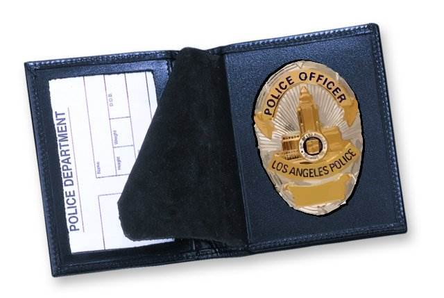 Strong Leather Dress Side Open Badge And Id Cases 18 Off