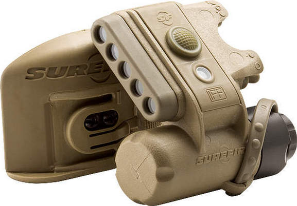 SureFire HL1 Tactical Helmet Light