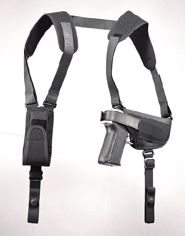Uncle Mike's Horizontal Shoulder Holster