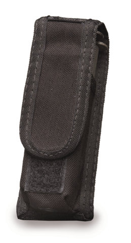 Uncle Mike's Single Pistol Mag Pouch - Black