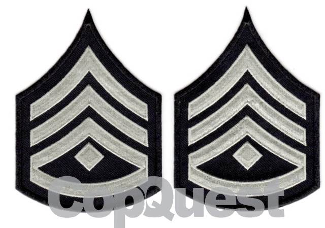 Uniform Chevrons - LAPD - Pair - Detective III