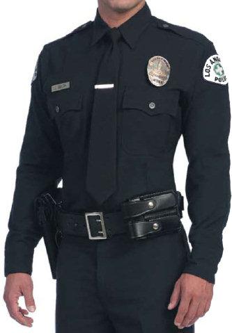 Police Uniform Shirt
