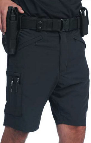 United Uniforms Stretch Bike Patrol Shorts