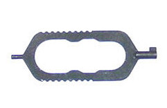 Zak Tool Concealable Key