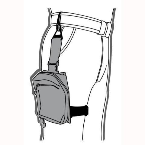 Zak Tools Tactical Belt Clip System 20 Off