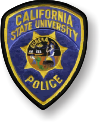 CA University police duty gear and equipment