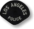 LAPD duty gear and equipment